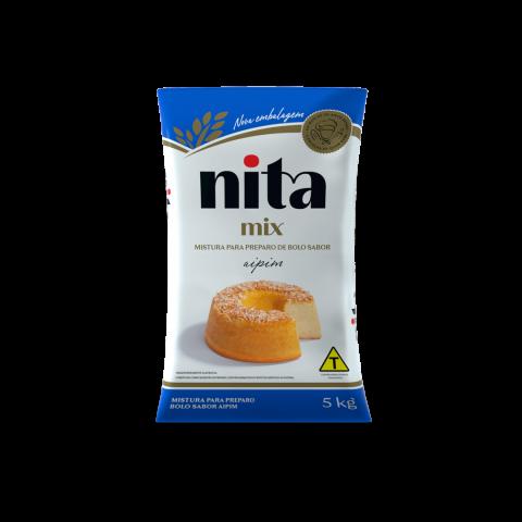 Mistura Pronta de Bolo de Aipim 5kg - Nita