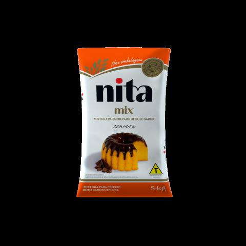 Mistura Pronta de Bolo de Cenoura 5kg - Nita