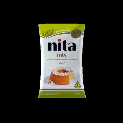 Mistura Pronta de Bolo de Coco 5kg - Nita