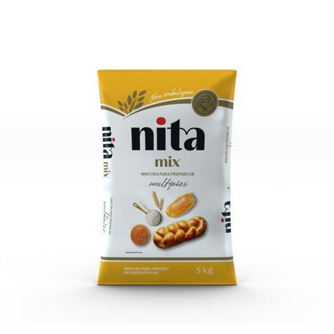 Mistura Pronta de Multi Pães 5kg - Nita