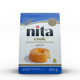 Mistura Pronta de Bolo Aipim 450g - Nita