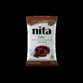 Mistura Pronta de Bolo de Chocolate 5kg - Nita