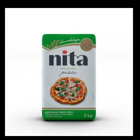 Farinha de Trigo Pizza 5 kg - Nita