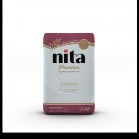 Farinha de Trigo Premium 25kg - Nita