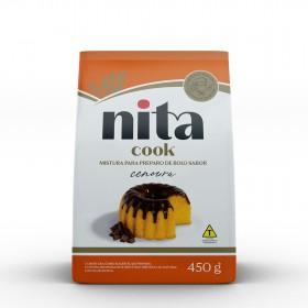 Mistura Pronta de Bolo Cenoura 450g - Nita