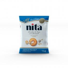 Farinha de Trigo com Fermento 1kg - Nita