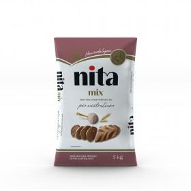 Mistura Pronta de Pão Australiano 5kg - Nita